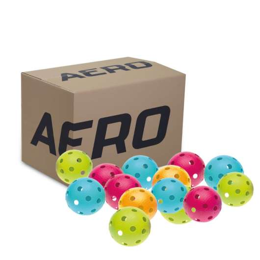 Aero Floorball 200 pcs Mix