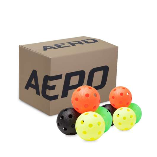 Aero Plus Floorball 200 pcs