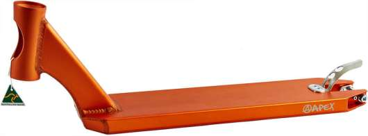 Apex Sparkcykel Deck 51cm Orange