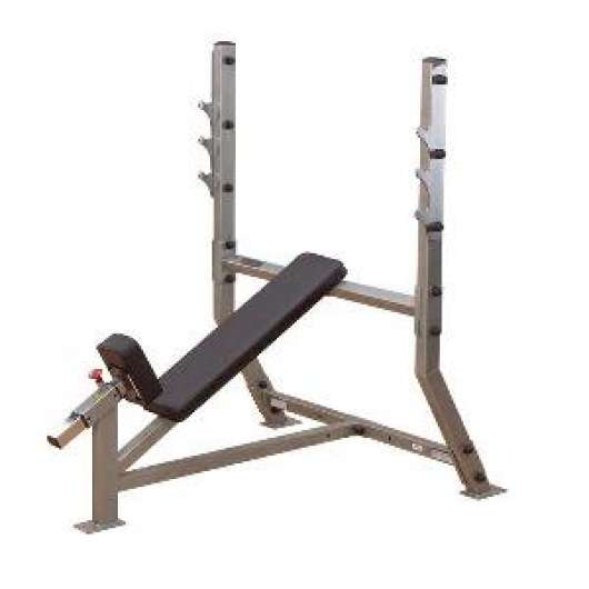 Body Solid Incline Olympic Bench