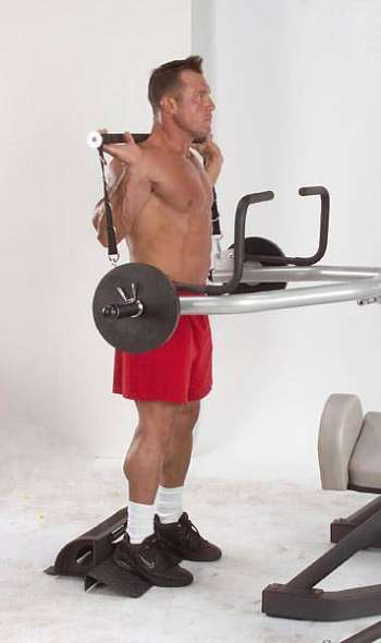 Body Solid Vad Pall - Squat Block