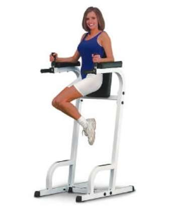 Body Solid Vertical Knee Raise _2 in 1_