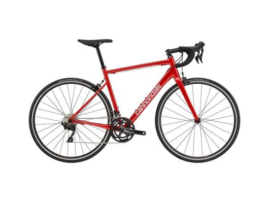 Cannondale CAAD Optimo 1 56 cm. Candy Red