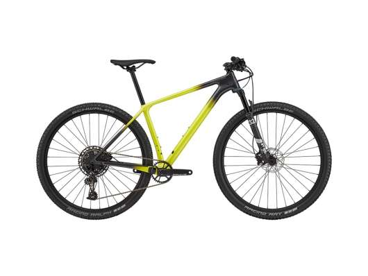 Cannondale F-Si Carbon 5 Ram: M. Highlighter