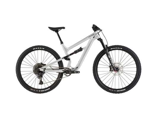 Cannondale Habit Waves Ram: S. Raw Silver