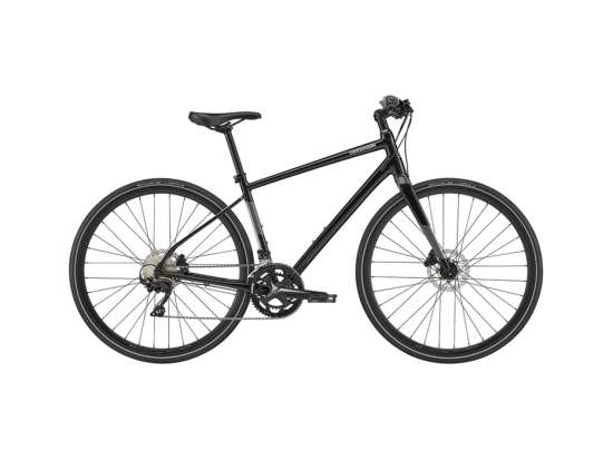 Cannondale Quick 1 Ram: M. Black Pearl