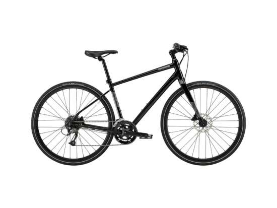 Cannondale Quick 3 Ram: S. Black Pearl
