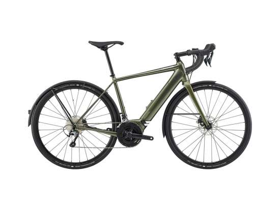 Cannondale Synapse Neo EQ Ram: XL. Mantis