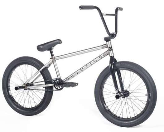 "Cult Devotion 2020 Freestyle BMX Cykel 20"" 21"" Raw"