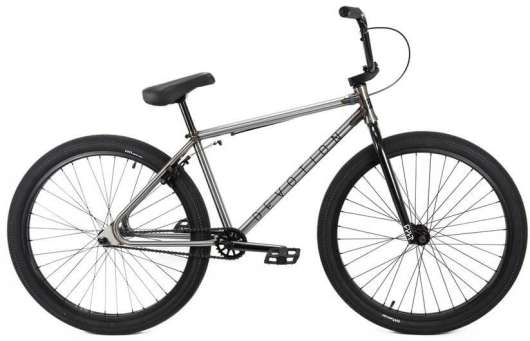 "Cult Devotion 2020 Freestyle BMX Cykel 26"" 22"" Raw"