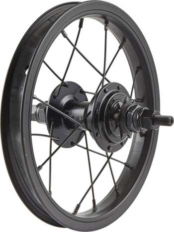 "Cult Juvi Cassette BMX Rear Wheel 12"" Svart Right hand drive"