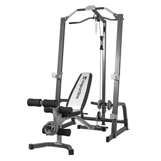 PowerRack med bänk PW60