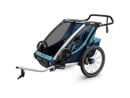 Thule Cross 2 cykelvagn